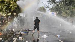 Ουγγαρία: Αντλίες νερού και δακρυγόνα κοντά στα σύνορα με τη