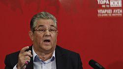 Κουτσούμπας: ΣΥΡΙΖΑ και ΝΔ είναι ίδιοι - Ξινισμένη σούπα το