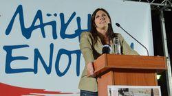 Κωνσταντοπούλου: Το όχι μονόδρομος για τη