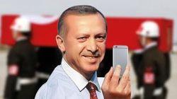 Έφοδος της τουρκικής αστυνομίας σε περιοδικό για τη selfie του