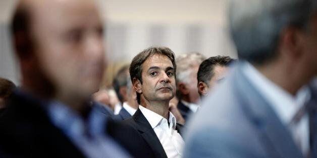 Ο Κυριάκος Μητσοτάκης θα είναι υποψήφιος για την προεδρία της