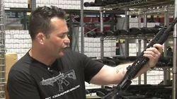Όπλο για σύγχρονους σταυροφόρους: Τυφέκιο με ψαλμούς από τη Βίβλο για να μην το χρησιμοποιούν