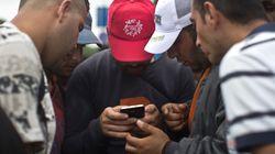 Η τεχνολογία του μεταναστευτικού: Τι τεχνολογικά μέσα χρησιμοποιούν στο ταξίδι τους οι