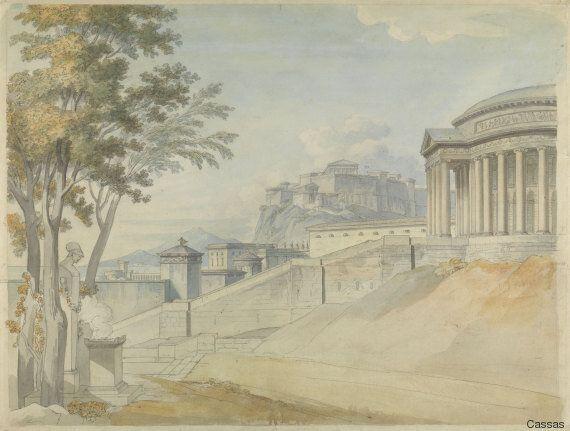 Μια άλλη Αθήνα: Το Θησείο, ο Παρθενώνας και άλλα ιστορικά μνημεία της πόλης όπως δεν τα έχετε