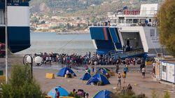 Περισσότεροι από 10.000 πρόσφυγες φεύγουν από τη Λέσβο στις προσεχείς 48
