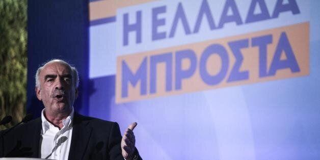 Μεϊμαράκης: Εάν ο ΣΥΡΙΖΑ βγει πρώτο κόμμα ο Τσίπρας θα μας πάει σε νέες