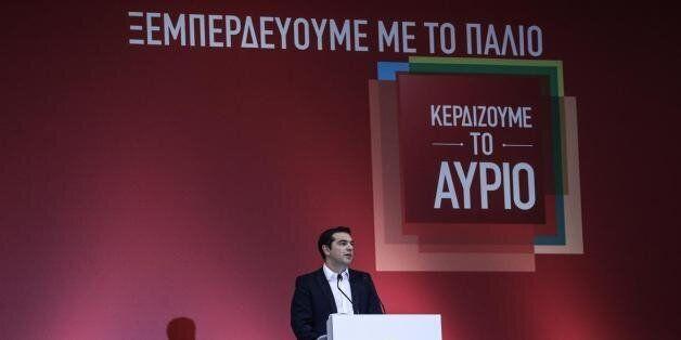Σε αυτή τη χώρα πρωθυπουργό βγάζει ο λαός, λέει ο Τσίπρας και ζήτά αυτοδυναμία «για να μην είμαστε