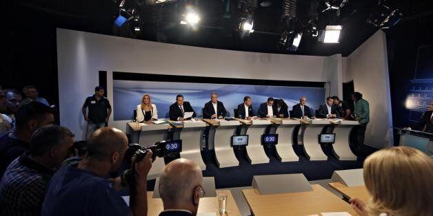 Ένα ντιμπέιτ με τους πολιτικούς αρχηγούς να θυμούνται μόνο τους ψηφοφόρους τους και να αγνοούν τους