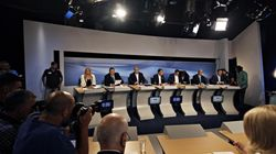 Ένα ντιμπέιτ με τους αρχηγούς να θυμούνται μόνο τους ψηφοφόρους τους και να αγνοούν τους