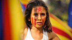 Η Βαρκελώνη διαδήλωσε υπέρ της