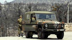 Επτά τραυματίες στρατιωτικοί σε σύγκρουση λεωφορείου με στρατιωτικό