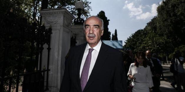 ΝΔ: «Γαλάζιος διεμβολισμός» μέσω Πάγκαλου, Διαμαντoπούλου και βουλευτών των