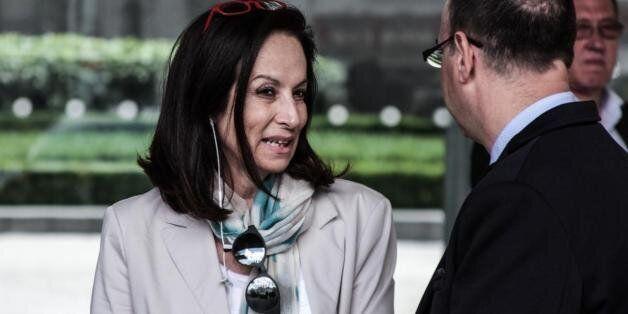 Διαψεύδει η Διαμαντοπούλου ότι θα ειναι υποψήφια με τη