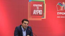 Τσίπρας: «Η χώρα θα κυβερνηθεί όπως και να χει, ακόμη και αν είμαστε δεύτερο