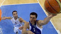 Συνέντευξη με τον Κώστα Τσαρτσαρή λίγο πριν το τζάμπολ στο Eurobasket