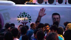 Άγκυρα: Εθνικιστές επιτέθηκαν στα γραφεία του φιλοκουρδικού