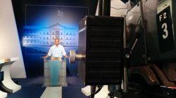 LIVE: Η τηλεμαχία των πολιτικών