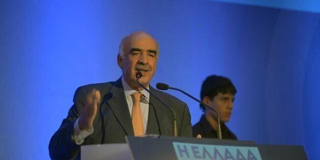Μεϊμαράκης: Δεν διαπραγματεύτηκε ο Τσίπρας, μας πήγε