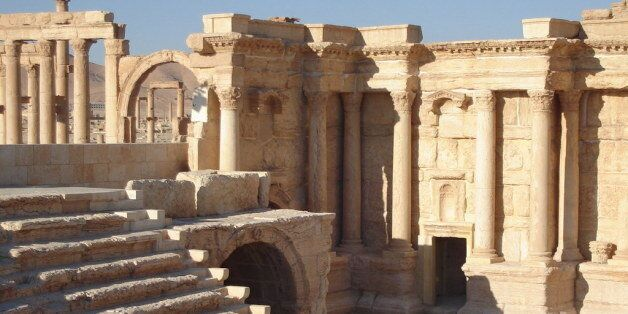 Syria.Palmyra was in the ancient times an important city of central Syria, located in an oasis 215 km...