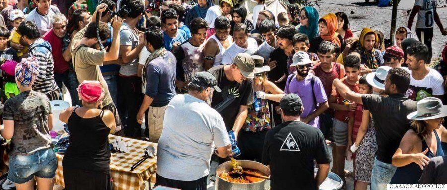 Ιστορίες προσφύγων όπως τις αφηγήθηκαν σε αυτούς που τους προσφέρουν φαγητό και ανθρωπιάΗ Σαπφώ και οι...