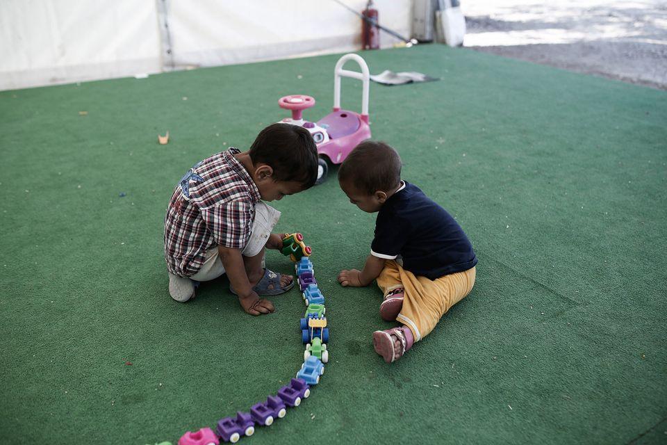 Προσφυγικός Καταυλισμός Ελαιώνα- «Εδώ μας σέβονται και μας φροντίζουν. Σας ευχαριστούμε όλους για