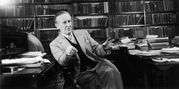2nd December 1955: John Ronald Reuel Tolkien ( 1892 - 1973) the South African-born philologist and author...