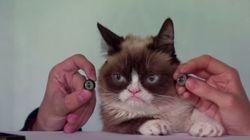 Η Grumpy Cat απέκτησε ομοίωμα στο Madame Tussauds και άλλα 4 πράγματα που μάθαμε αυτή την
