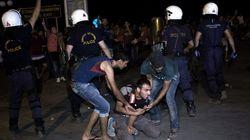 Τέσσερις τραυματίες μετά από επεισόδια με πρόσφυγες στο λιμάνι της