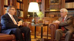 Προκόπης Παυλόπουλος καλεί Τουσκ για το μεταναστευτικό. Τι συζήτησε με τον υπουργό