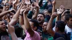 Νέα ένταση στη Βουδαπέστη: Εκατοντάδες μετανάστες διαμαρτυρήθηκαν στον σιδηροδρομικό