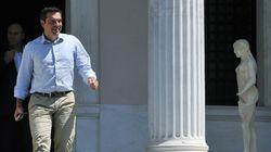 «Μόνο μπροστά. Η Ελλάδα δεν μπορεί να γυρίσει πίσω», το μήνυμα