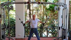 Τα...μπράτσα του Πούτιν: Η γυμναστική του Ρώσου πρόεδρου σε