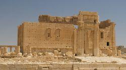 Δορυφόρος επιβεβαίωσε την καταστροφή του ναού του Βήλου στην