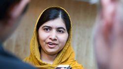 Αρίστευσε και στο σχολείο η κάτοχος του Νόμπελ Ειρήνης, Μαλάλα