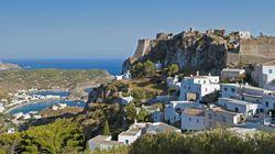 Πέντε μέρες στα Κύθηρα, το νησί της