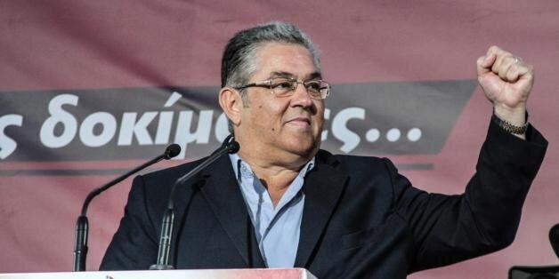Κουτσούμπας: Ο ΣΥΡΙΖΑ έχει ήδη πάρει τη θέση του ΠΑΣΟΚ πριν φέρει το