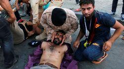 Irak: des milliers de manifestants dispersés au gaz lacrymogène