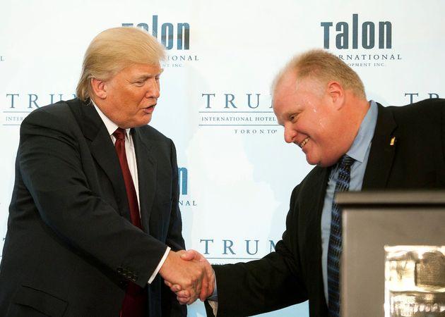 La Trump Tower de Toronto devrait être vendue à la suite d'un défaut de