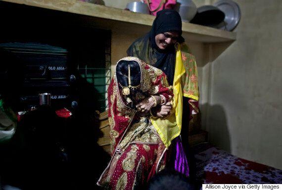 Όταν ένα 15χρονο κορίτσι αναγκάζεται να παντρευτεί στο