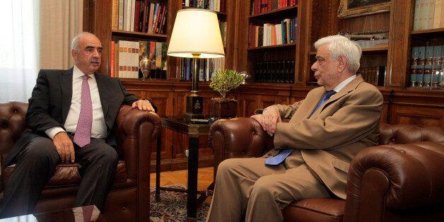 Μεϊμαράκης: Η Βουλή μπορεί να δώσει κυβέρνηση. Δεν καταλαβαίνω γιατί ο Τσίπρας μας πάει σε καταστροφικές