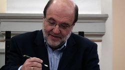 Τρύφων Αλεξιάδης: Μέχρι 30 Αυγούστου η υποβολή φορολογικών δηλώσεων νομικών