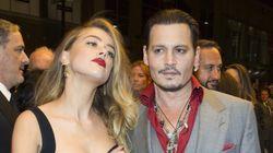 Johnny Depp accusé de violences contre sa femme Amber Heard