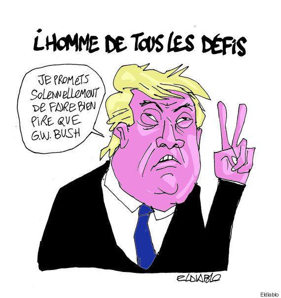 C'est fait: Donald Trump décroche l'investiture pour la Maison