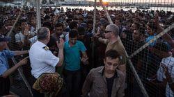 Ένας στους δύο μετανάστες δεν ταυτοποιούνται στα «κόκκινα»