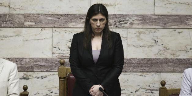 Κωνσταντοπούλου: Άκυρη η ανάθεση διερευνητικής εντολής στον Μεϊμαράκη χωρίς ενημέρωση της