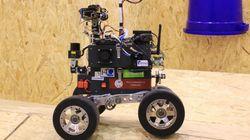 2η θέση σε παγκόσμιο διαγωνισμό ρομποτικής για την ομάδα Pandora του
