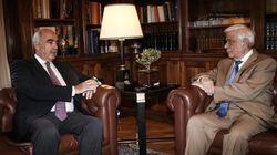 Μεϊμαράκης: Απαραίτητη η σύγκληση του συμβουλίου πολιτικών αρχηγών. Όποιος δεν θέλει ας μην