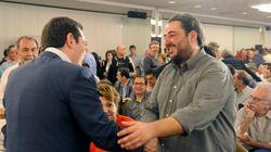 Παραιτήθηκε από γραμματέας του ΣΥΡΙΖΑ ο Τάσος