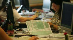 Λήξη της προθεσμίας υποβολής φορολογικών δηλώσεων από φυσικά και νομικά