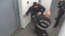 Βίντεο άγριου ξυλοδαρμού υπόπτου από αστυνομικούς στην Κύπρο κάνει τον γύρο του